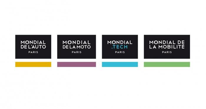 Mondial de l'Automobile – Logos, Quelle: mondial-paris.com