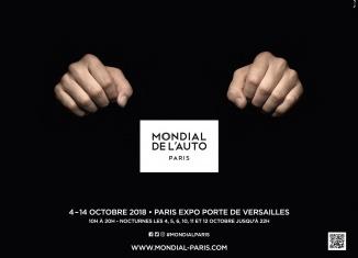 Mondial de l'Automobile – Auto Homme Paysage, Quelle: mondial-paris.com