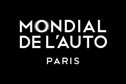 Mondial de l'Automobile – Logo, Quelle: mondial-paris.com