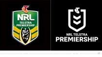 NRL Telstra Premiership Logo – vorher und nachher
