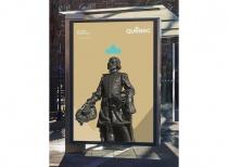 Québec Tourism Branding
