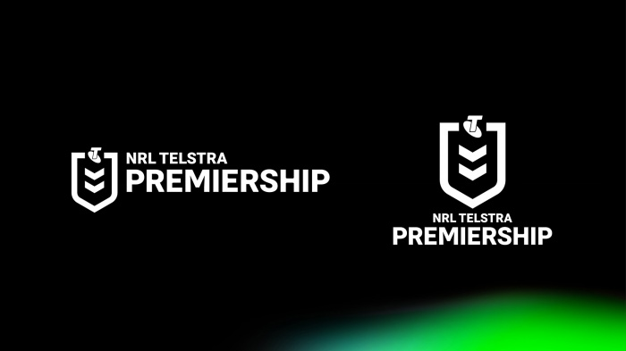 Telstra Premiership Brand, Quelle: NRL