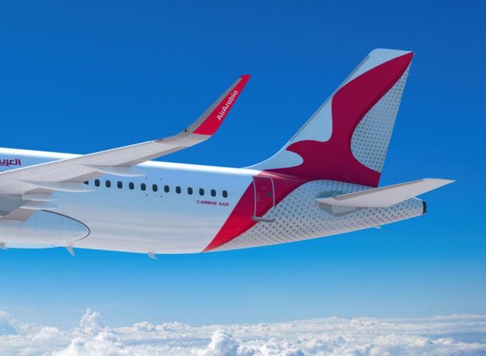 Air Arabia – Livery A320, Quelle: Air Arabia