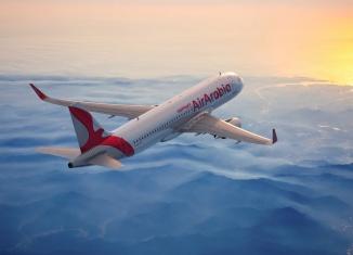 Air Arabia – new brand identity A320, Quelle: Air Arabia