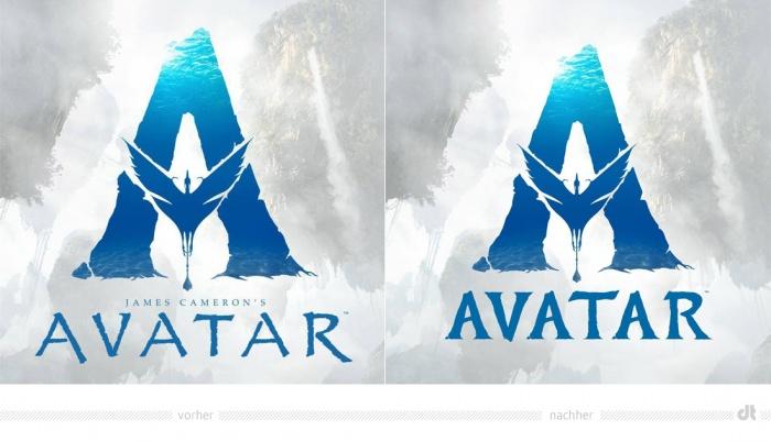 Avatar Logo – vorher und nachher