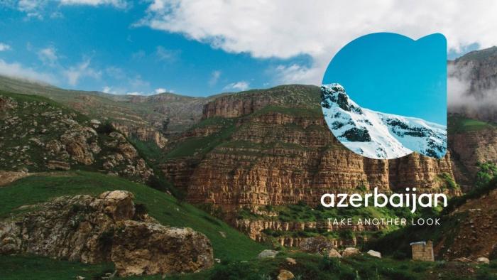 Azerbaijan Tourism Branding, Quelle: Landor