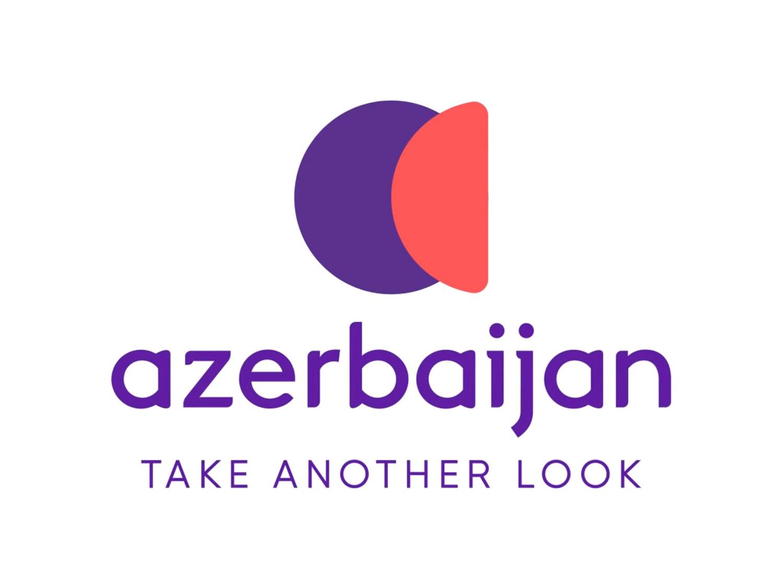 Azerbaijan Tourism Logo, Quelle: Azerbaijan Tourism Board