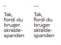 København KBH Type, Quelle: Stadtverwaltung Kopenhagen