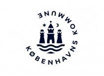 Stadt Kopenhagen Logo, Quelle: Stadtverwaltung Kopenhagen
