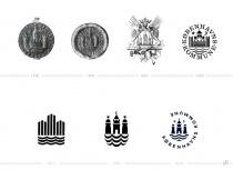 København City Logo Evolution