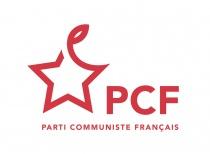 Parti communiste français (PCF) Logo, Quelle: PCF