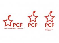 Parti communiste français (PCF) Logos, Quelle: PCF
