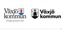 Växjö Logo – vorher und nachher