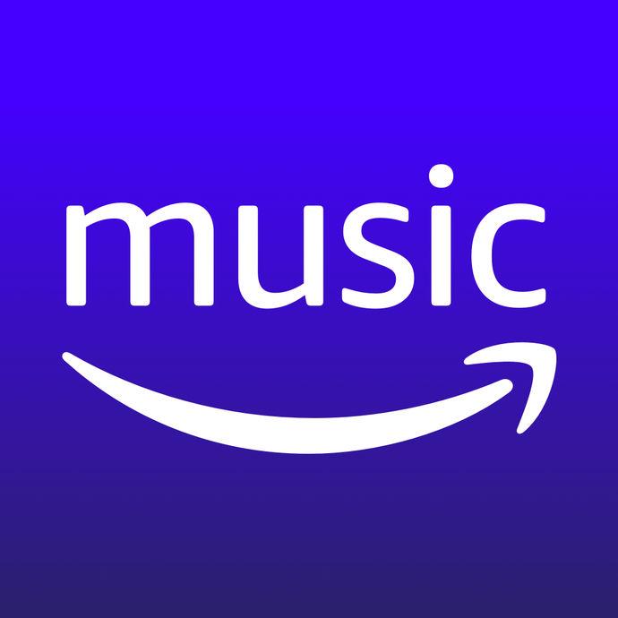 Amazon Music App-Symbol (2019)