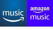 Amazon Music App-Symbol – vorher und nachher