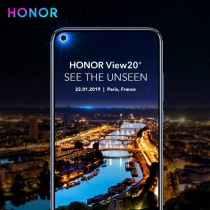 Honor View 20 Promo, Quelle: Honor