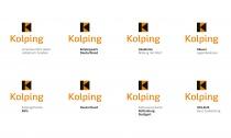 Kolping Logo Anwendungsbeispiele, Quelle: Kolpingwerk Deutschland