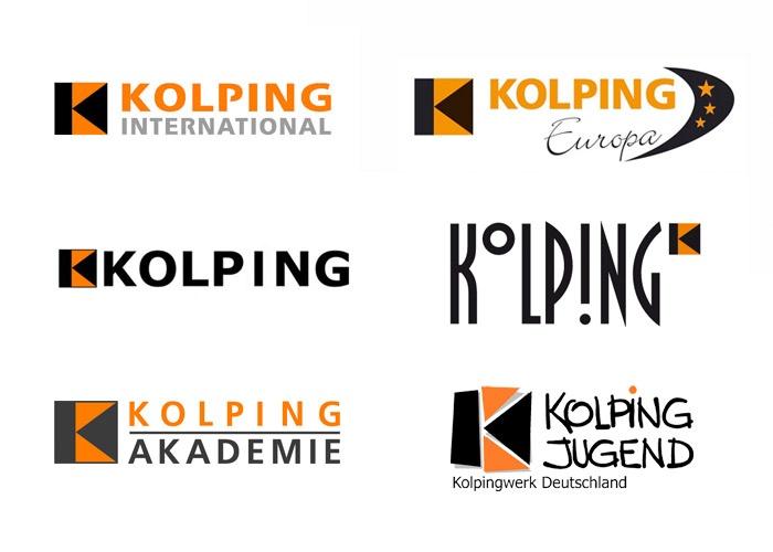 Kolping Logos