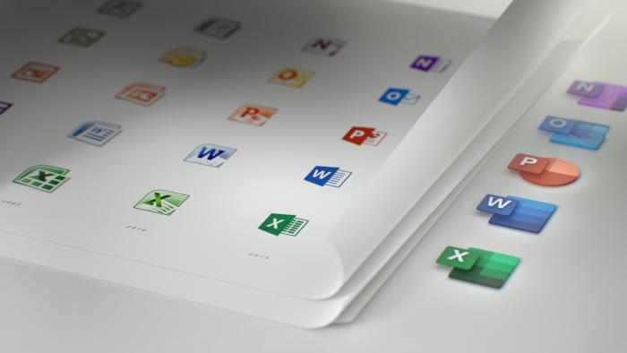 Microsoft Office Design, Quelle: Microsoft
