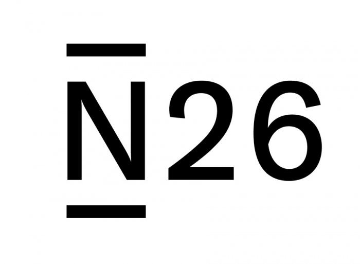 N26 Logo, Quelle: N26