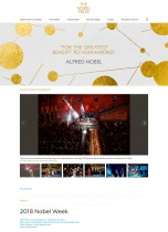 The Nobel Prize Website