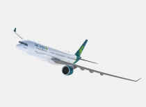Aer Lingus New Livery, Quelle: Aer Lingus