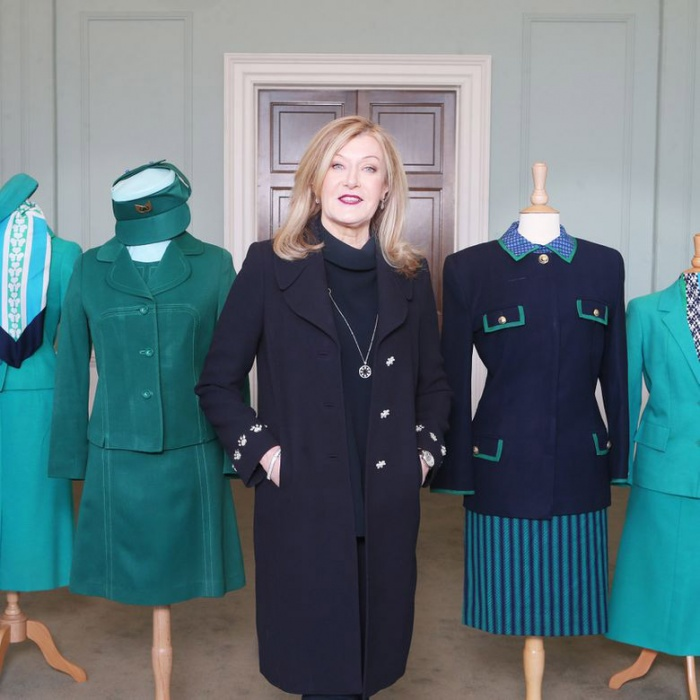 Aer Lingus New Uniforms, Louise Kennedy, Quelle: Aer Lingus