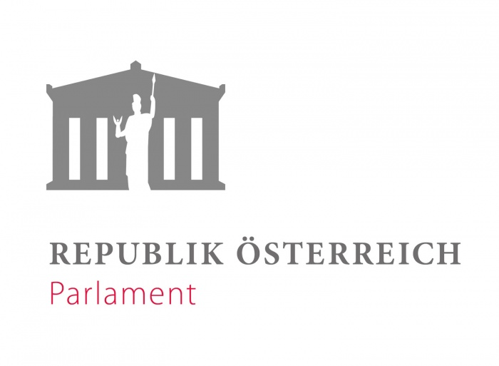 Parlament Republik Österreich Logo, Quelle: parlament.gv.at/