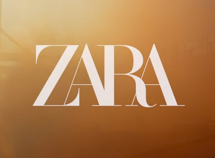 Zara Logo (ab 2019), Quelle: Zara