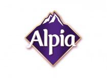 Alpia Logo, Quelle: Stollwerck