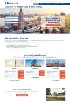 Ameropa Website