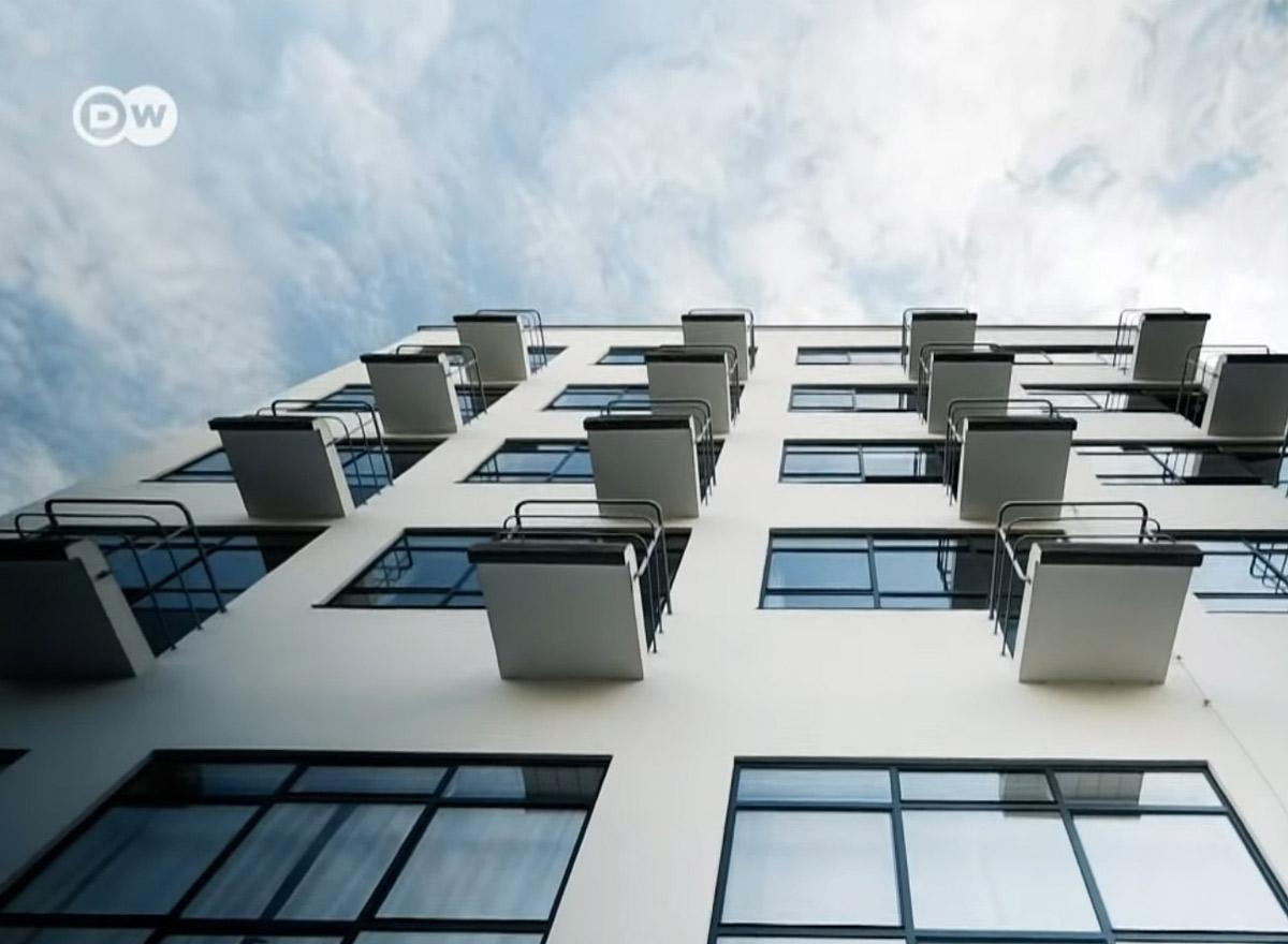 bauhausWORLD: 100 Jahre Bauhaus DW-Dokumentation, Quelle: DW