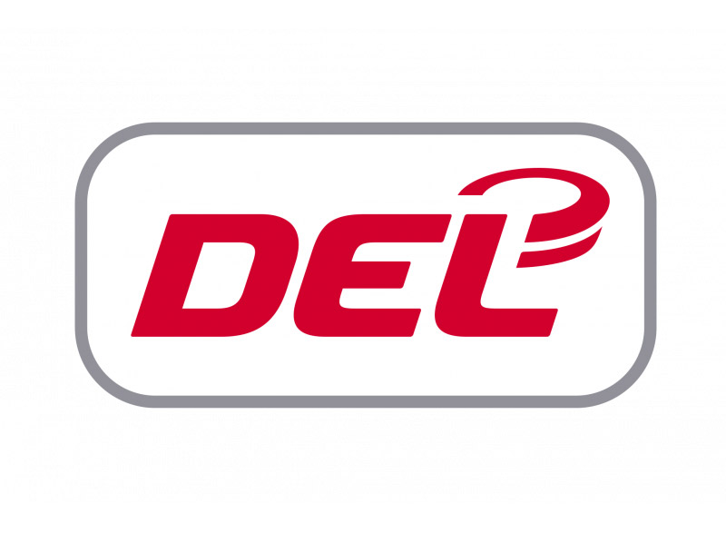 Deutsche Eishockey Liga (DEL) Logo, Quelle: DEL