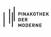 Pinakothek der Moderne Logo, Quelle: c100studio
