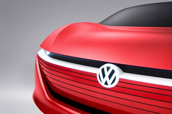 Volkswagen concept car ID. VIZZION, Quelle: Volkswagen AG