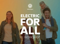 ELECTRIC FOR ALL - ID, Quelle: Volkswagen AG