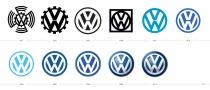 Volkswagen Logo Historie