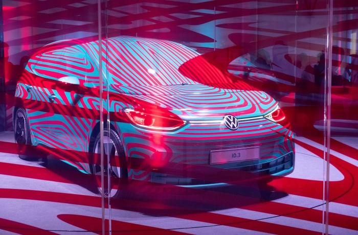 Volkswagen ID.3, Foto: Friso Gentsch/Volkswagen