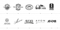 Avon Logo-Historie