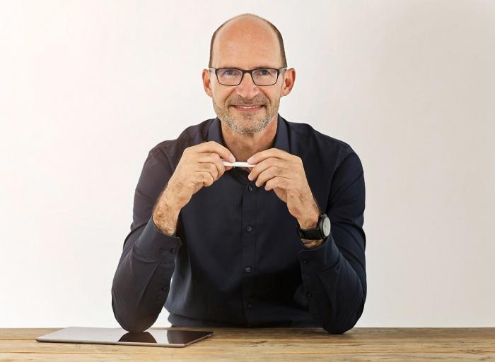 Klaus Bischoff, Head of Volkswagen Design, Quelle: Volkswagen