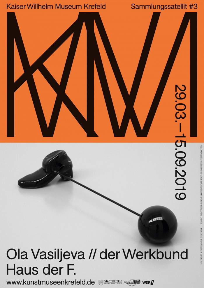 Kunstmuseen Krefeld – Poster