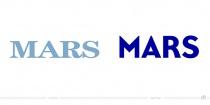 Mars Logo – vorher und nachher