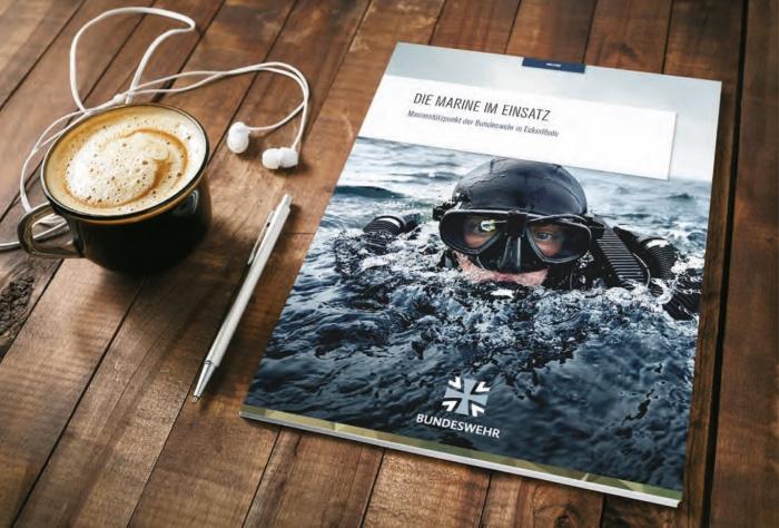 Bundeswehr CD-Magazin, Quelle: Bundesministerium der Verteidigung