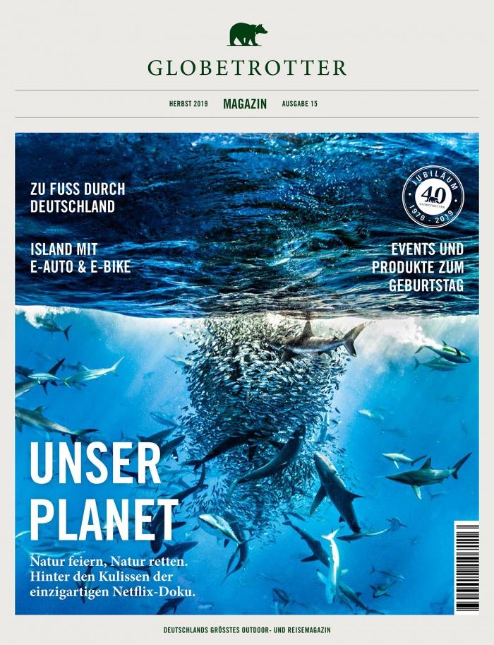 Globetrotter Magazin – Herbst 2019, Quelle: Globetrotter
