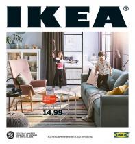 Noch mit altem Logo – IKEA Katalog 2019, Quelle: IKEA