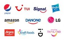 Logos that smile