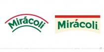 Miracoli Logo – vorher und nachher