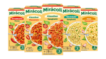 Miracoli Pasta Verpackungen, Quelle: Mars