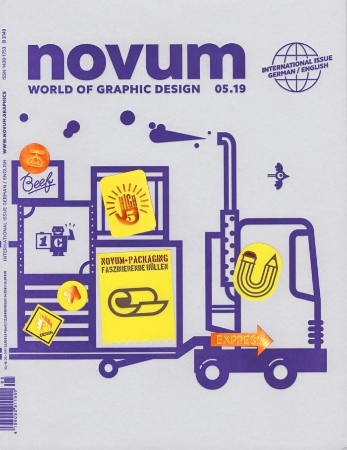 novum Graphics Cover 05/2019, Quelle: Novum