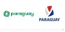 Paraguay Nation Branding Logo – vorher und nachher